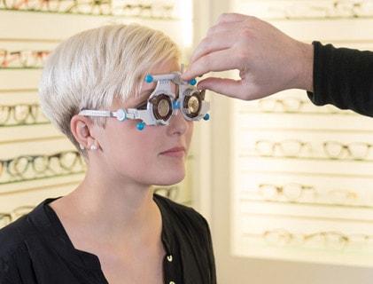 Benodigdheden voor oogartsen