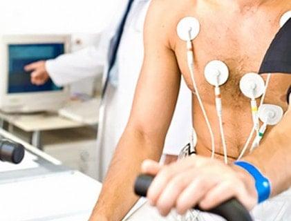 ECG-apparaten en toebehoren