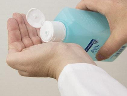 Handdesinfectie