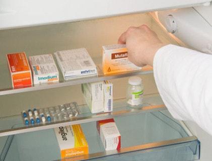 Medicijnkoelkasten