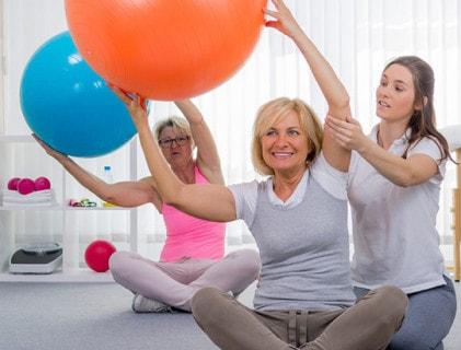 Revalidatie en fysiotherapie