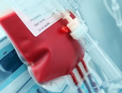 Transfusieapparaten