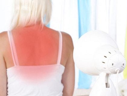 Warmtetherapie