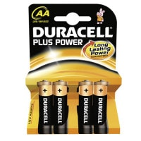 Mignon batterij (AA), wegwerp
