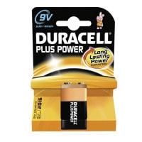 9 volt blokbatterij, wegwerp