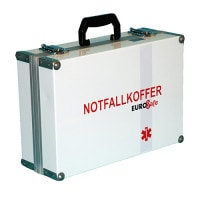 Eurosafe II Koffer voor Medische Spoedhulp