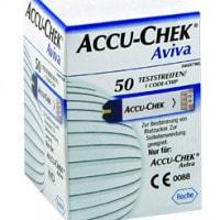 Accu-Chek Aviva teststrips