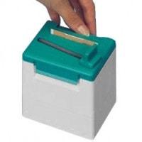 Snelle dispenser voor pleisters