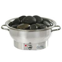 Opwarmapparaat voor hot stones