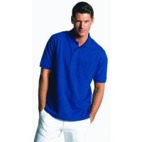 Robustes Polo-Shirt für >Ihn< mit Brusttasche