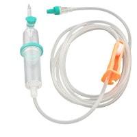 Intrafix SafeSet Infuussysteem