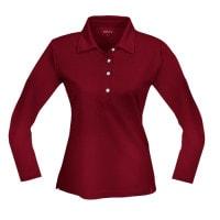 Longsleeve shirt met knoopsluiting