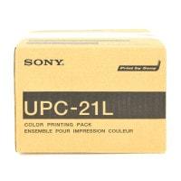 Sony UPC-21L Kleurenfoto-printpakket
