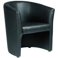 Elegante bezoekersstoel