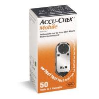 Testcassette voor Accu-Chek Mobile
