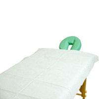Wegwerplaken voor onderzoeks- en massagetafels