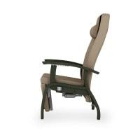 Houten Fero e-move behandelstoel