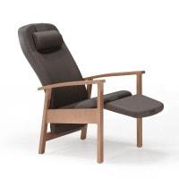 Houten verpleegstoel «Talo Classic»