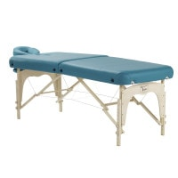 Teqler houten massagetafel «Ubud»