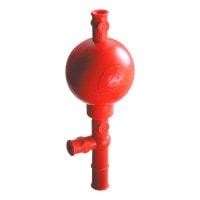 Peleus-pipetteerballon