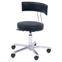 OK-stoel met geleidende bekleding
