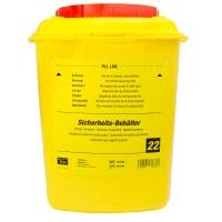 Veiligheidscontainer, 22 liter