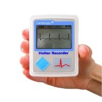Extra recorder voor EC-3H continu-ECG-apparaat