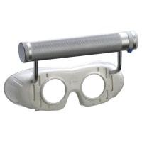 Nystagmusbril volgens dr. Blessing