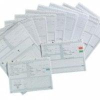 ALPHAnorm Systeemkaarten, DIN A4