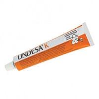 Lindesa K met kamille en bijenwas (50ml)