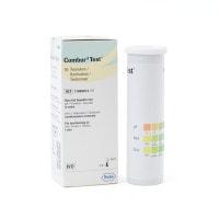 Combur 3 test, 50 urine-teststrips