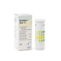 Combur 3 test E, 50 urine-teststrips