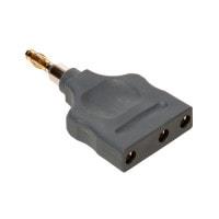 Herbruikbare HF-adapter