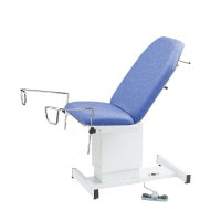 Gynaecologische stoel