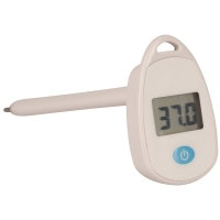 Digitale thermometer voor grote dieren