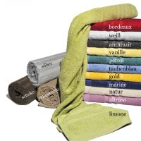 Handdoek «Lünten»