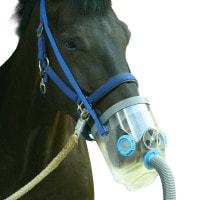 Air-one - de inhalator voor paarden