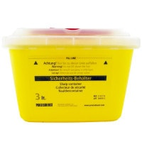 Grote naaldencontainer 3l