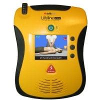 Lifeline VIEW defibrillator, tweetalig