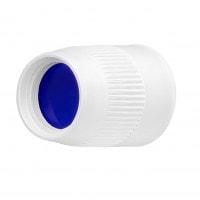 Blauwfilter voor Luxamed diagnostieklampen
