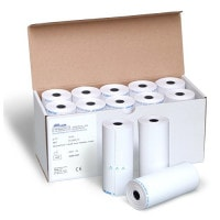 Thermodruckerpapier Spirolab, 10 Rollen