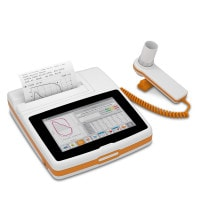 New Spirolab desktop spirometer