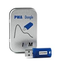 PWA licentie-dongle