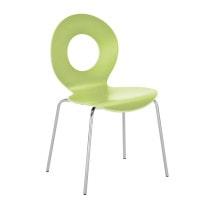 Design-bezoekersstoel