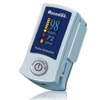 Vingerpulsoximeter SB200 met arteriosclerose-bepaling