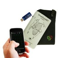 SmartScript mobile ecg-systeem