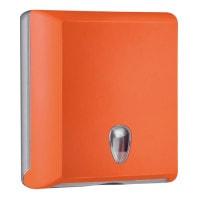 Papieren handdoekdispenser «Colored Edition», klein