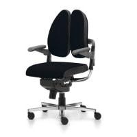 Rohde & Grahl bureaustoel Xenium Duo-Back® met Freework®-mechanisme