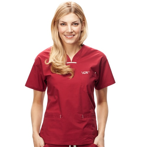 https://www.praxisdienst.nl/out/pictures/generated/product/1/800_800_100/iguanamed_ladies_scrubs_quattro_133005_merlot_1b.jpg