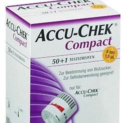 Accu-Chek Compact Plus teststriptrommels